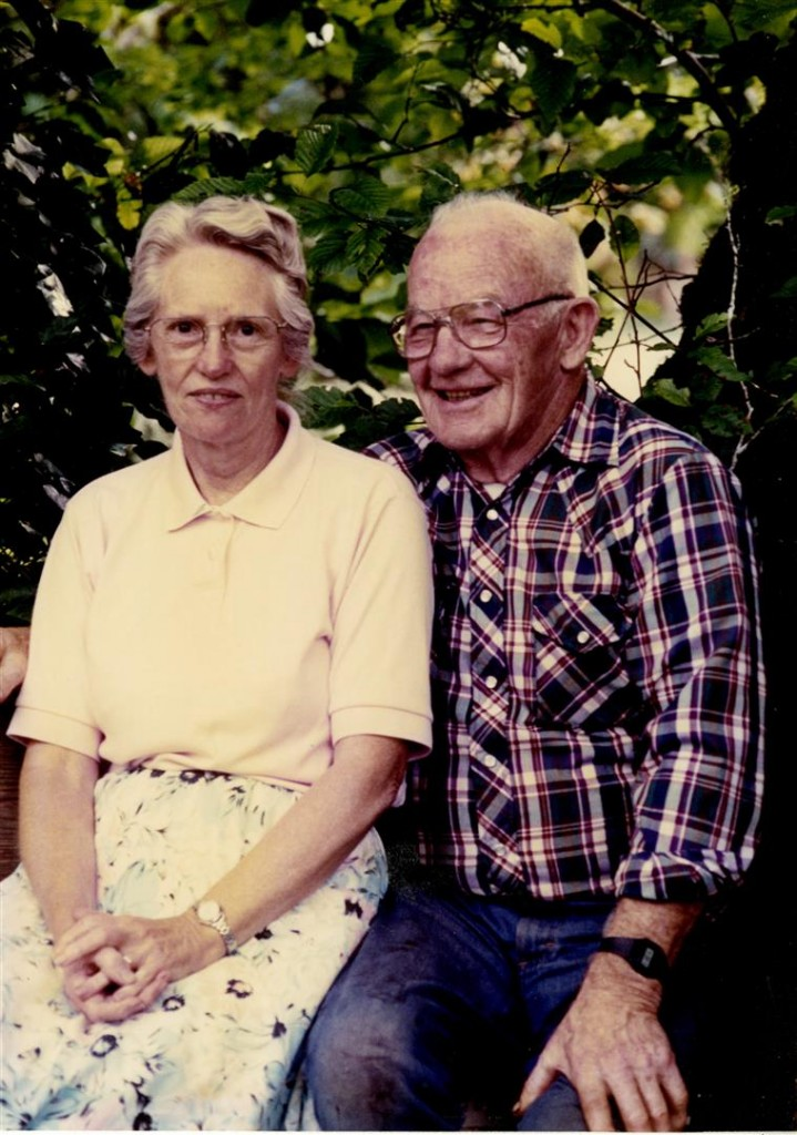 Grandpa and Grandma