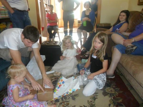 Carolyn's second birthday!